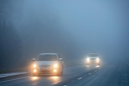 Hazardous driving conditions